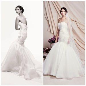Wedding dress Combo